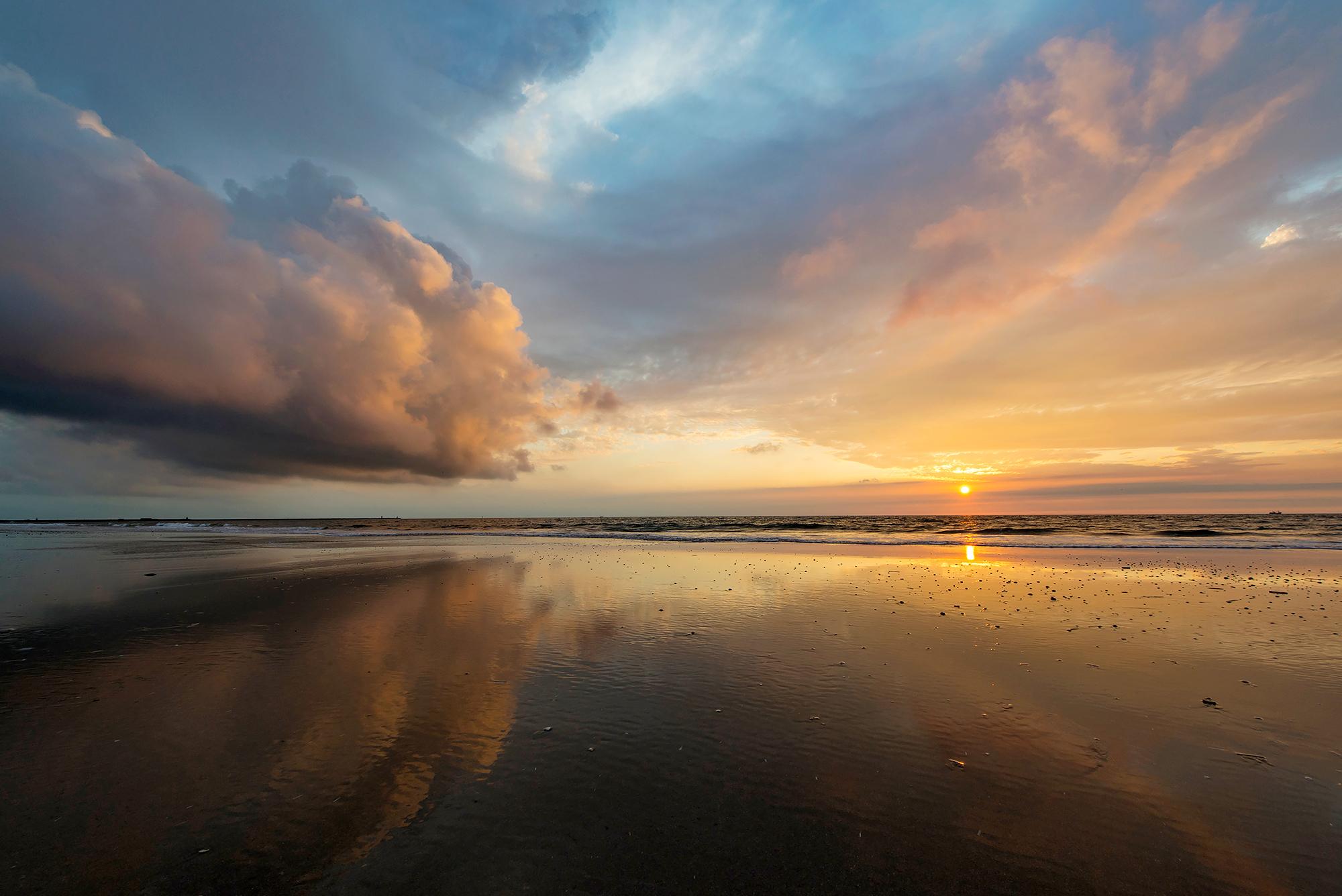 Foto 65453 - Zonsondergang | Ronald van Wijk Fotografie